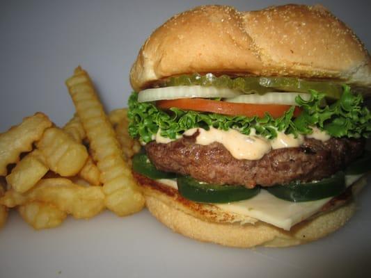 Berreles Fire Burger