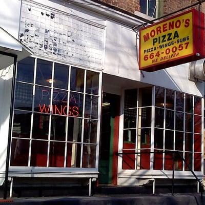 Moreno's Pizza