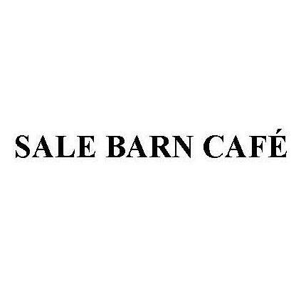 Sale Barn Cafe