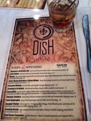 Dish On Hayne