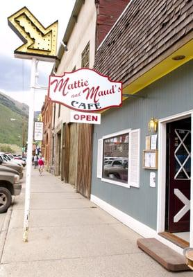Mattie and Maud's Cafe