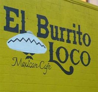 El Burrito Loco Mexican Cafe