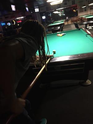 Safar's Billiards Hookah Lounge & Grill