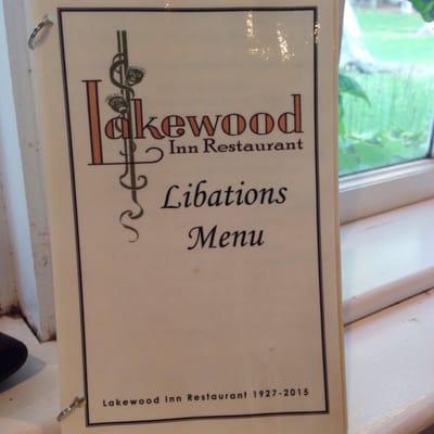 Lakewood Inn Restaurant