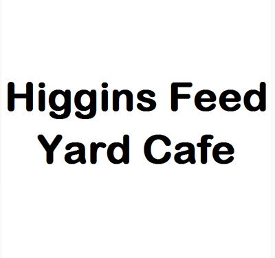 Higgins Feed Yard Cafe