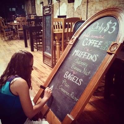 The Lantern Coffeehouse & Roastery