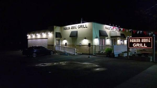PARLOR HOUSE GRILL