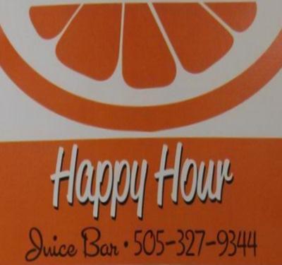 Happy Hour Juice Bar