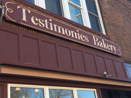 Testimonies Bakery