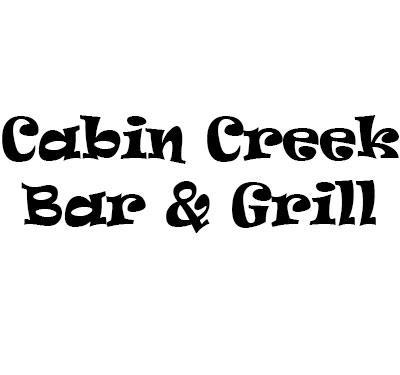 Cabin Creek Bar & Grill