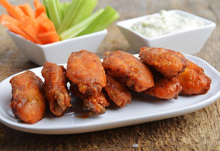 Tasty Wing-N-Things
