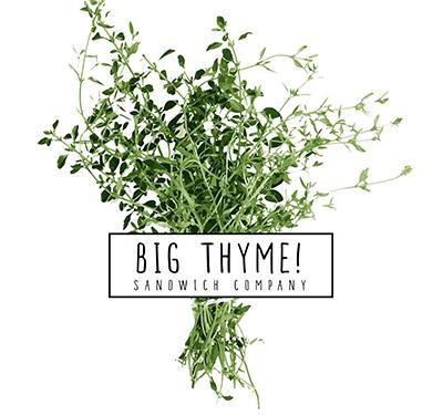 Big Thyme Sandwich Co.
