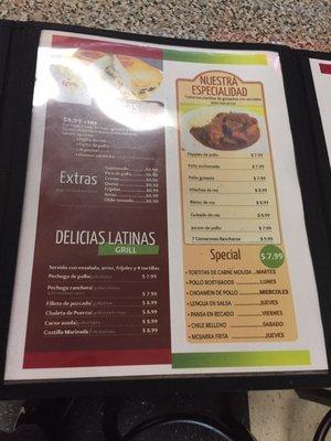 Delicias Latinas Restaurant