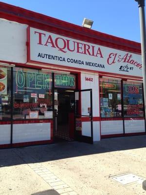 Taqueria El Atacor #7