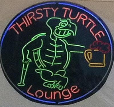 Thirsty Turtle Lounge
