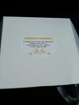 Carmela's Italian Bakery
