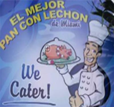 El Mejor Pan Con Lechon