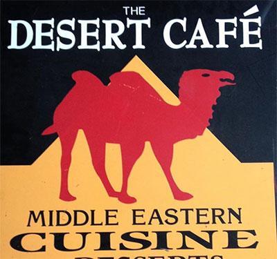 Desert Cafe