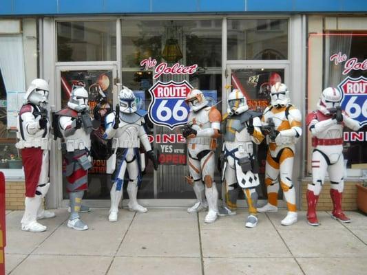 The Joliet Route 66 Diner
