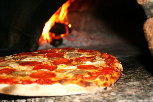 Blu Pizza