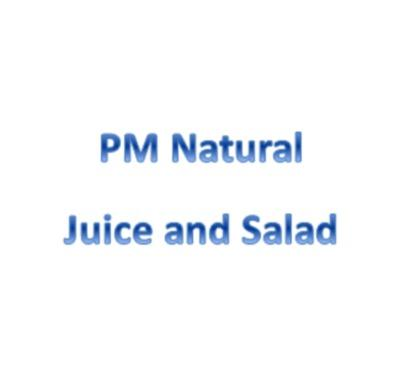 PM Natural Juices & Salads