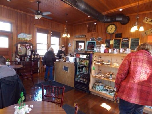 The Depot Cafe & Bake Shop