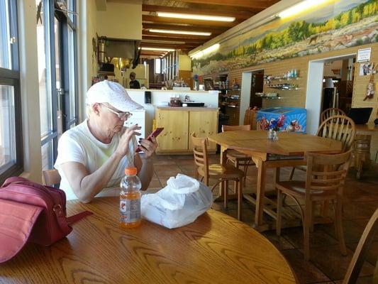 Sandia Crest House Gift Shop & Restaurant