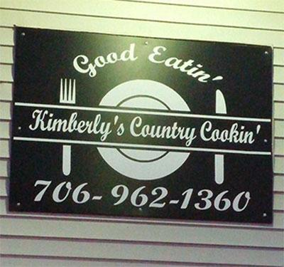 Kimberly's Country Cookin'