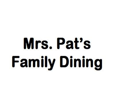 Mrs. Pat's Family Dining