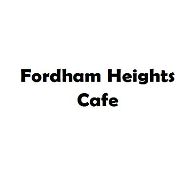 Fordham Heights Cafe