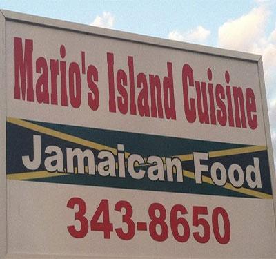 Mario's Island Cuisine