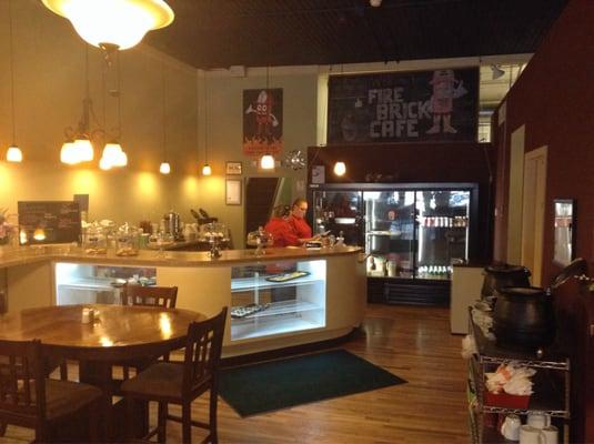 Fire Brick Cafe