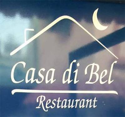 Casa Di Bel Restaurant