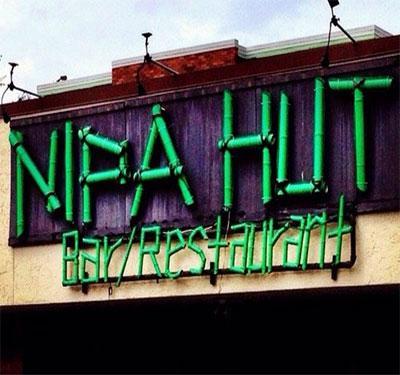Nipa Hut Filipino Restaurant