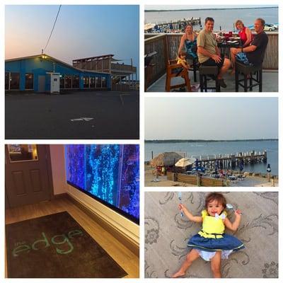The Edge Seafood & Lounge