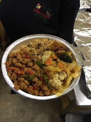 Titus Cain Jamaican Cuisine