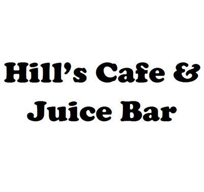 Hill's Cafe & Juice Bar