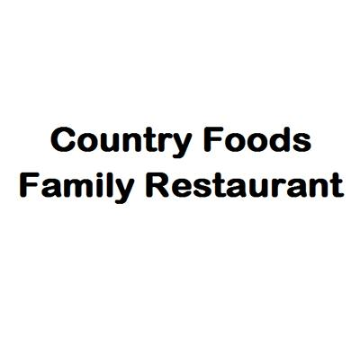 Country Foods Family Restaurant