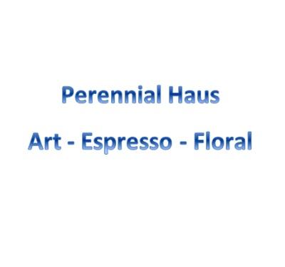 Perennial Haus Art-Espresso-Floral