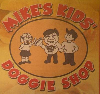 Mike's Kids' Doggie Shop