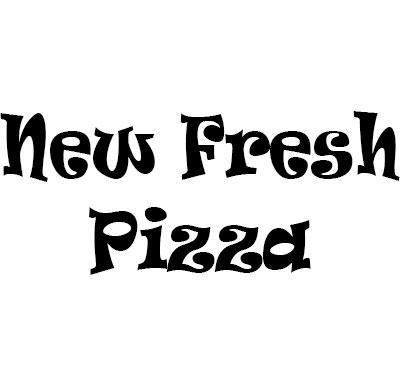 New Fresh Pizza