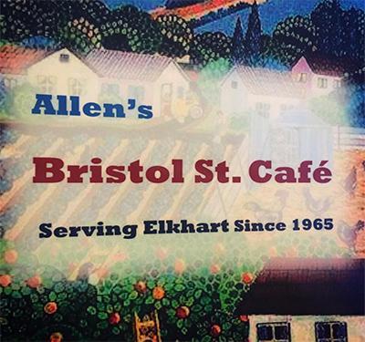 Allen's Bristol St Cafe