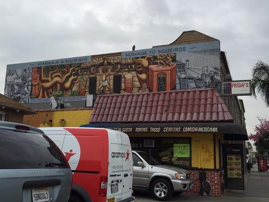 Frida's Taco House