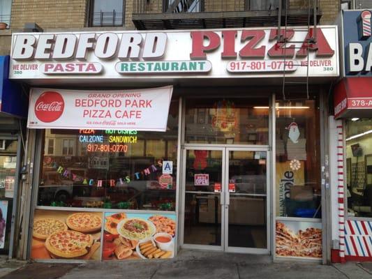 Bedford Pizza Cafe