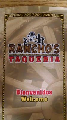 Rancho's Taqueria