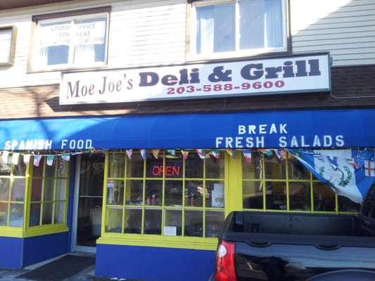 MoJoe's Deli & Grill