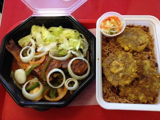 Creole Food at NYFC