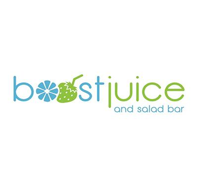 Boost Juice and Salad Bar