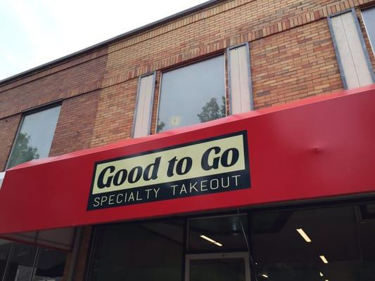 Good To Go Specialty Takeout