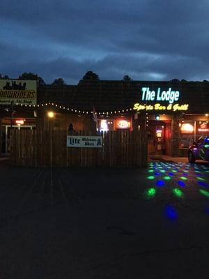 The Lodge Sports Bar and Grill